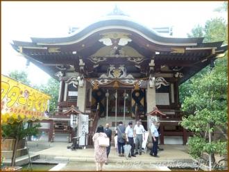 20160828 本殿  1   諏訪神社