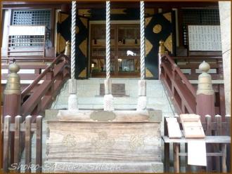 20160828 本殿  5   諏訪神社