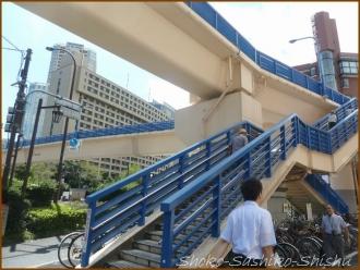 20160912  階段  3   飯田橋歩道橋