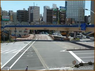 20160912  交差点  3   飯田橋歩道橋