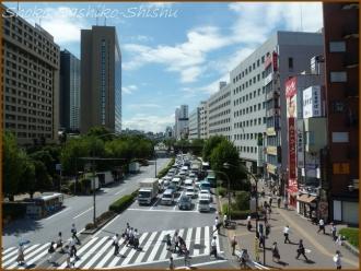 20160912  交差点  4   飯田橋歩道橋