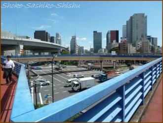 20160912  四角  4   飯田橋歩道橋