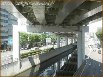 20160912  歩道橋  4   飯田橋歩道橋