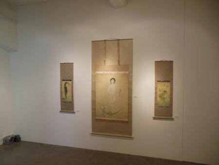 桑原聖美日本画展