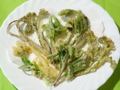 山菜天ぷら盛り合わせ