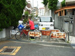 むつみ車止め_改修前1