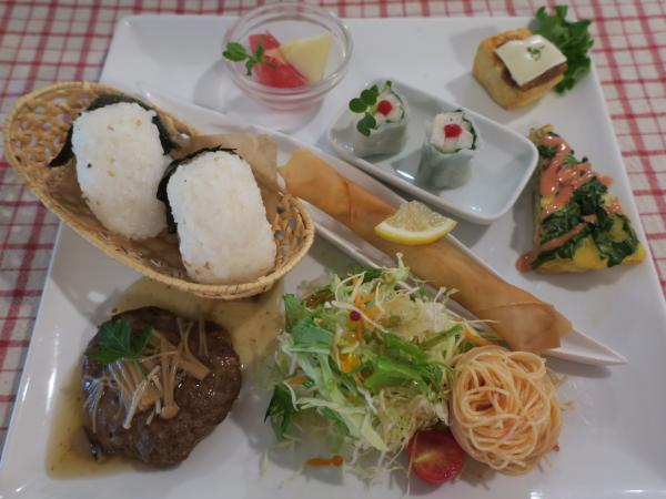 2016.07.18cafe lunch & 雷児のお花 etc.-2