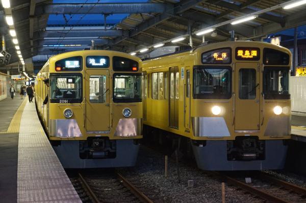 2016-04-29 西武2091F 2097F