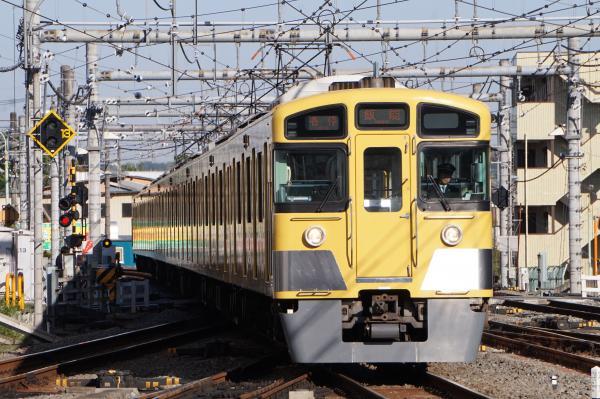 2016-04-29 西武2097F 各停飯能行き 5044レ