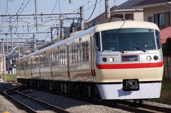 2016-04-29 西武10105F 特急西武秩父行き 19レ