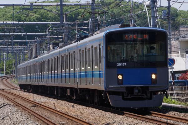 2016-04-29 西武20157F 各停飯能行き 5030レ