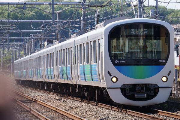 2016-04-29 西武38107F 回送