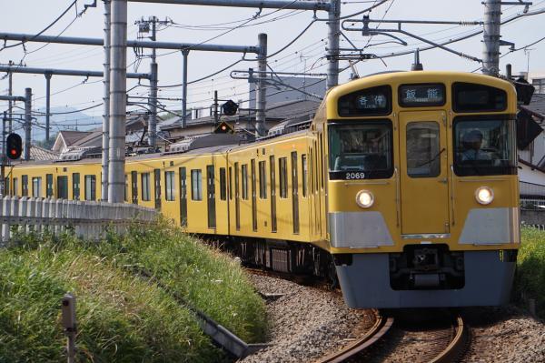 2016-04-30 西武2069F 各停飯能行き 5036レ