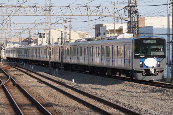 2016-04-30 西武20151F 各停飯能行き 5121レ