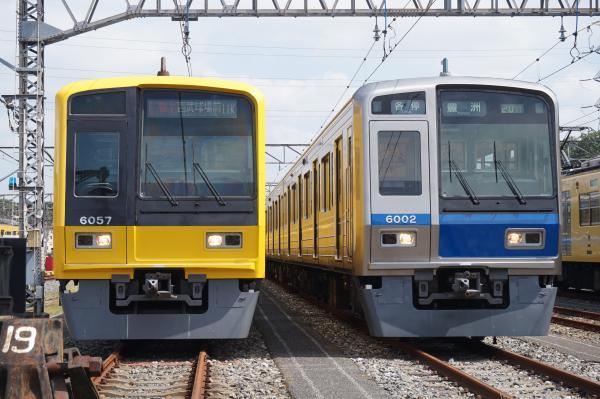 2015-08-22 西武6157F 6102F 2