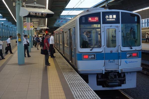 2016-05-22 小田急1051F+3255F 急行小田原行き2