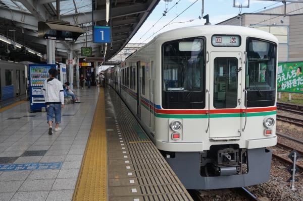 2016-06-05 西武4013F 回送1