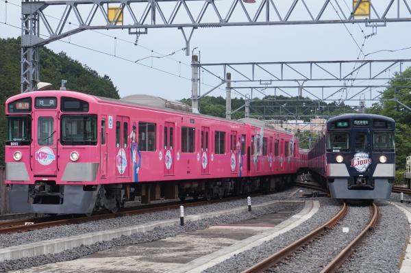2016-06-05 西武9101F 9108F