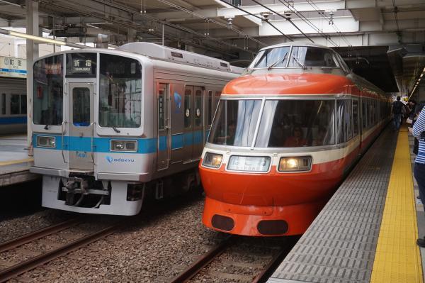 2016-07-19 小田急1091F LSE7000形