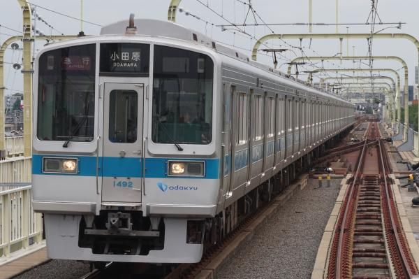 2016-07-19 小田急1092F 急行小田原行き