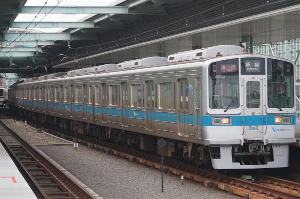 2016-07-19 小田急1094F 急行新宿行き