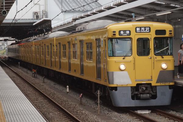 2016-07-25 西武2031F 各停新所沢行き 5773レ