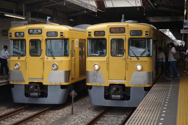2016-07-25 西武2033F 2019F