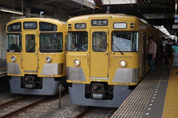 2016-07-25 西武2047F 2011F