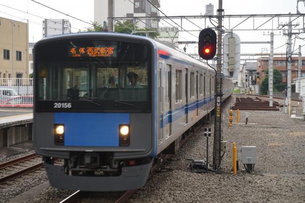 2016-07-25 西武20156F 各停西武新宿行き 5638レ
