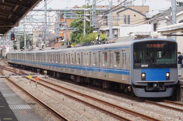 2016-07-25 西武20157F 各停西武新宿行き 5114レ