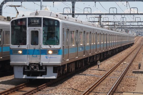 2016-07-29 小田急1054F+1254F 急行小田原行き