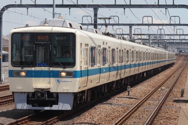 2016-07-29 小田急8057F+8257F 急行新松田行き
