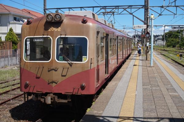 2016-07-30 銚子電鉄2000形