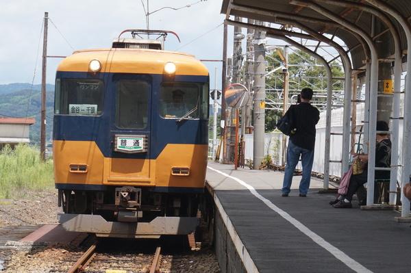 2016-08-03 大井川鉄道16000系