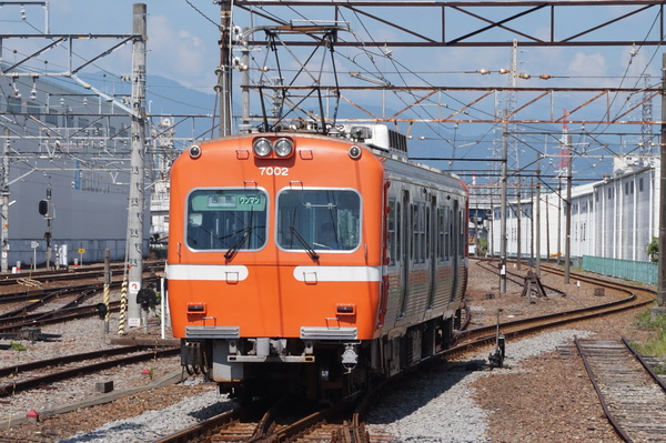 2016-08-04 岳南鉄道7002F 吉原行き1