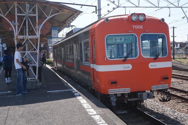 2016-08-04 岳南鉄道7002F 吉原行き2