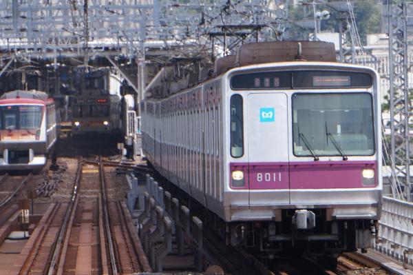 2016-08-10 メトロ8111F 急行中央林間行き