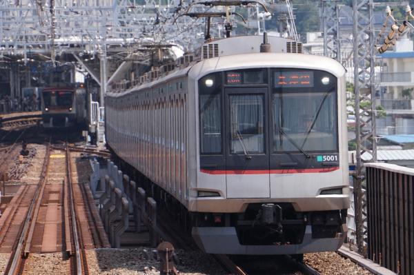2016-08-10 東急5101F 長津田行き