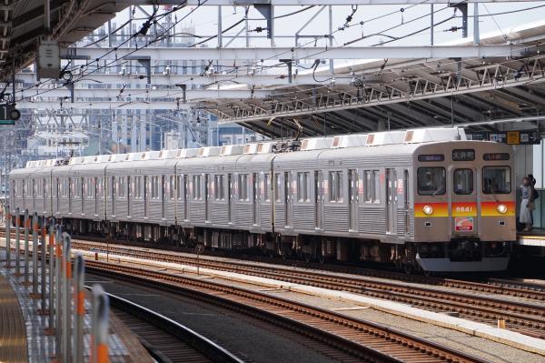 2016-08-10 東急8641F 各停大井町行き