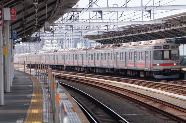 2016-08-10 東急8694F 急行押上行き