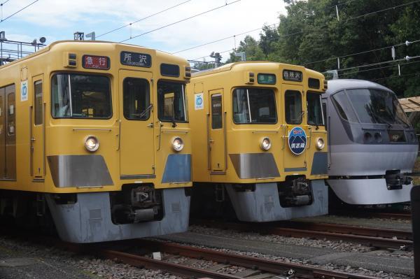 2016-08-20 西武2407F 2403F 10000系