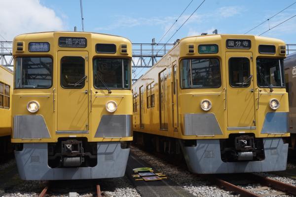 2016-08-20 西武2407F 2403F
