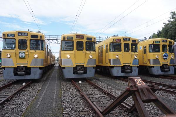 2016-08-20 西武2409F 2413F 2407F 2403F 1