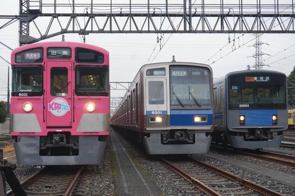 2016-08-20 西武9101F 6101F 20154F