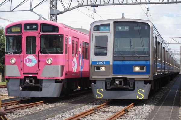 2016-08-20 西武9101F 6101F