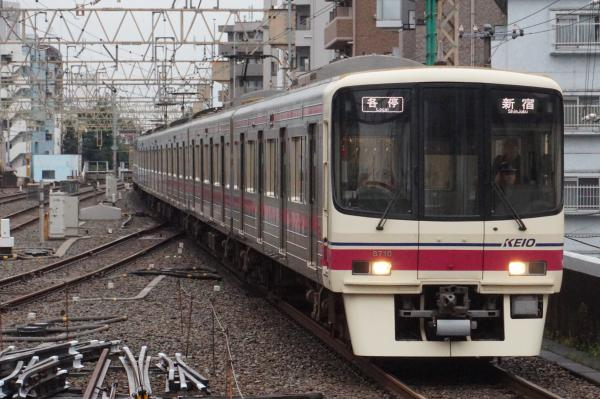 2016-08-27 京王8710F 各停新宿行き