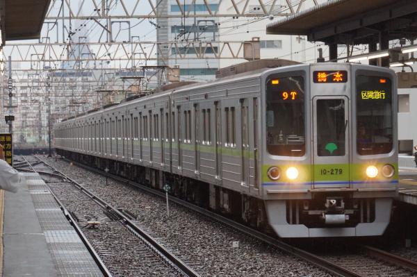 2016-08-27 都営10-270F 区間急行橋本行き