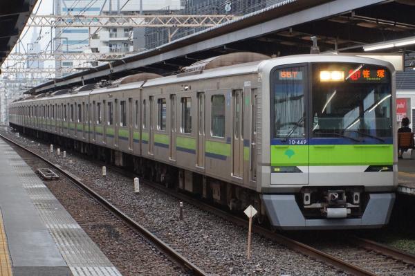 2016-08-27 都営10-440F 急行笹塚行き