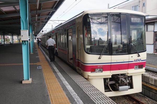 2016-09-03 京王8731F 各停東府中行き