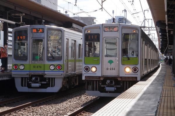 2016-09-03 都営10-270F 10-250F